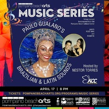 Paulo Gualano's Brazilian & Latin Sounds with the Rose Max and Ramatis Brazilian Party.